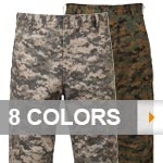 Basic Military Digital Camouflage BDU Pant