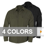 Basic Military Solid Color BDU Top