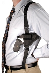 Bagmaster Horizontal Double Shoulder Holster