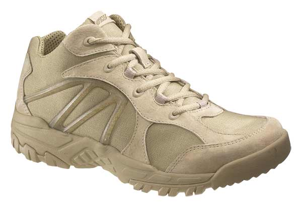 Bates Zero Mass Desert Tan Athletic Shoes E05131