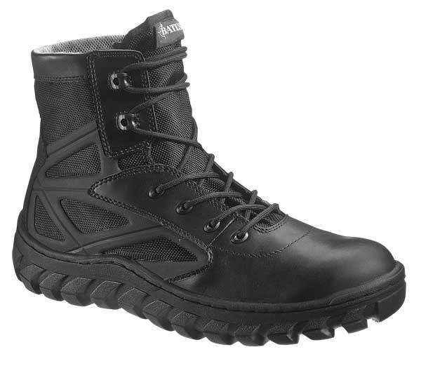 Bates Men S Annobon 6 Inch Black Uniform Boots E06006