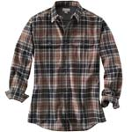 Carhartt Rain Defender Youngstown Flannel Shirt Jac