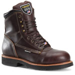 Carolina CA1816 Brown 8 Inch Composite Toe Waterproof Work Boot