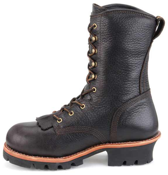 Carolina Insulated Composite Toe Waterproof Logger Boots