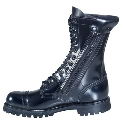Corcoran 985 Zip Military Paratrooper Boot | Lightweight Combat Boot