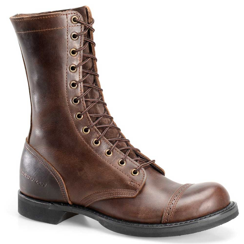 corcoran brown combat boots special