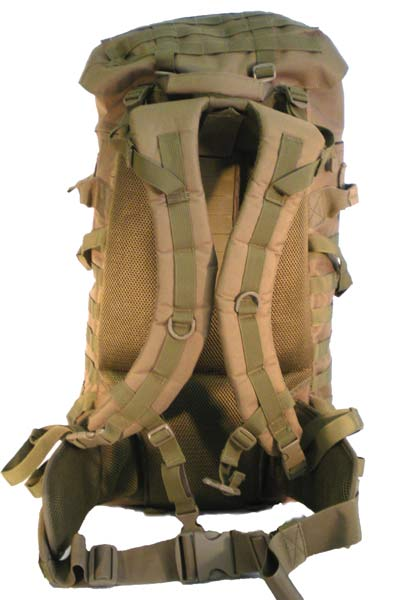 Advanced Mountaineering Tactical Backpack