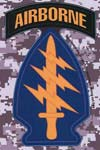 U.S. Army Special Forces Digital Camo Decal