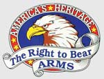 Right To Bear Arms Patriotic Decal