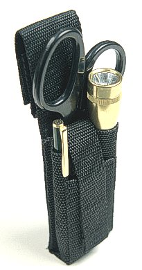 Black Polypro Multi Tool Belt Pouch