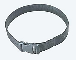 "Black Nylon 1"" Duty Belt"