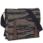 Tiger Stripe Canvas Medic Bag