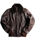 Alpha G-1 Leather Flight Jacket