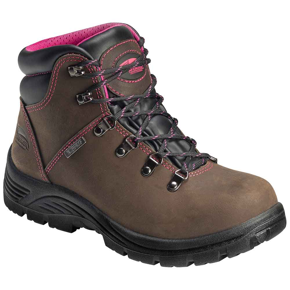 avenger a7125 s steel toe work boot