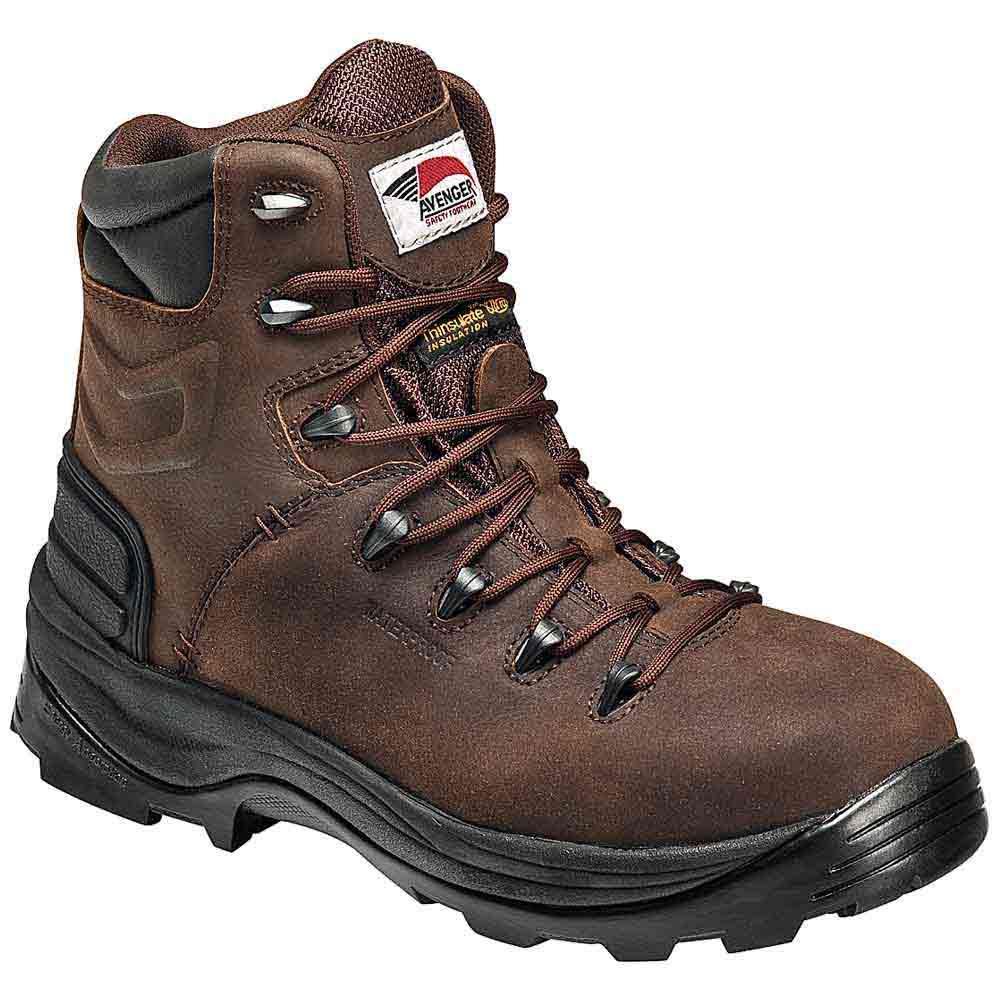 avenger a7270 s insulated waterproof work boot