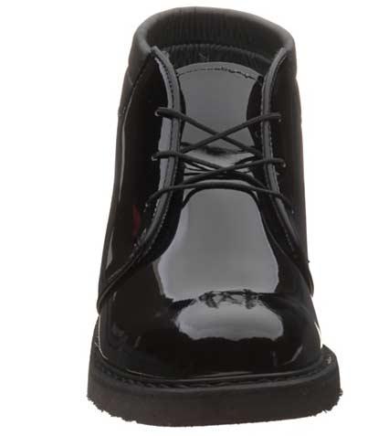 Bates E00053 High Gloss Uniform Chukka Boot