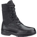 Bates Womens Black 8-inch Tropical Seals Durachock Tactical Boots - 0724