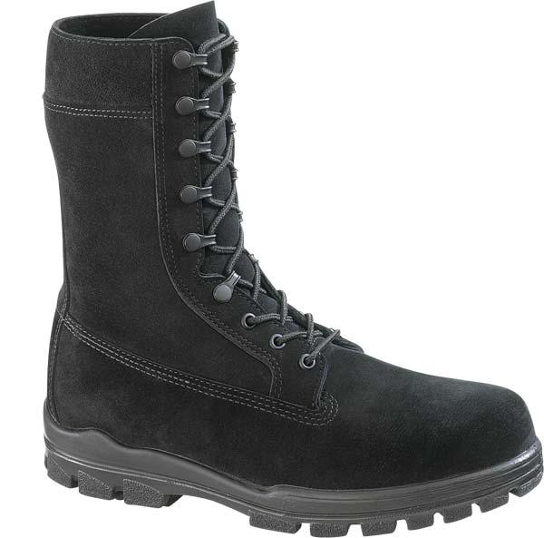 Bates E01421 Us Navy Suede Durashock 9 Inch Steel Toe Boots