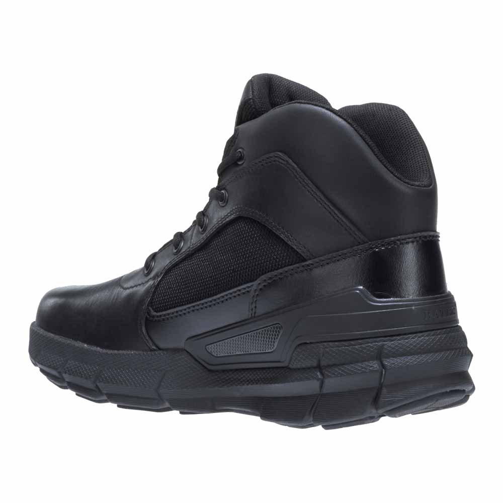 Bates Charge 6 Inch Black Tactical Boot