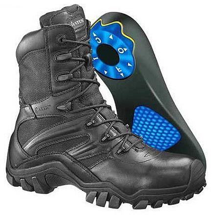 Bates Delta 8 Ics Tactical Zip Boot 2348 Individual
