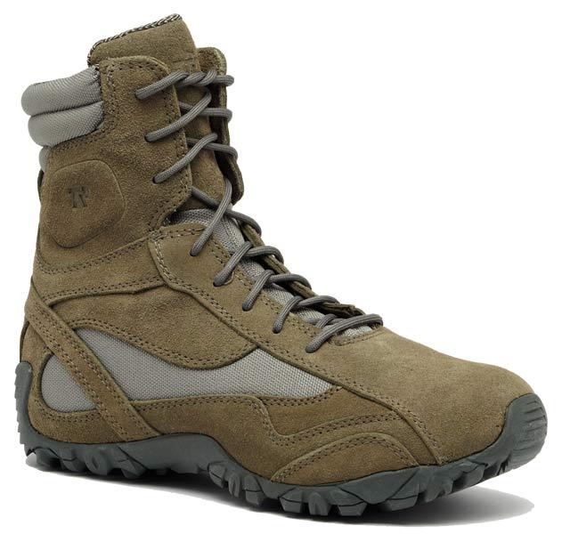 Belleville Kiowa 8 Inch Sage Green Military Boots