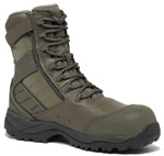 Belleville Maintainer Sage Green Side Zip Composite Toe Military Boots - TR636Z CT
