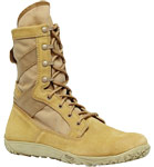 Belleville Mini-Mil 8-inch Desert Tan Military Boots - TR101