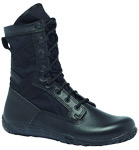 Belleville Mini-Mil 8 Inch Black Tactical Boots - TR102