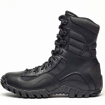 Bellville 8 inch Tactical Research Lightweight Black Tactical Boot - TR960