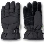 Rancher Black Waterproof Winter Work Gloves