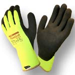 Power Grab Thermo Grip High Visibility Work Gloves