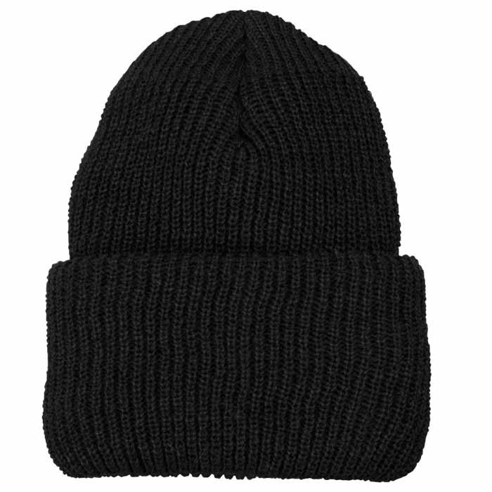 Broner Hats: Broner Classic Black Winter Hat From Metro Detroit