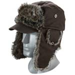 Broner Brown Winter Trooper Hat