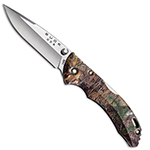 Buck 0284CMS18 Bantam BBW Folding Knife RealTree Xtra Camo Handle