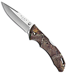 Buck 0285CMS18 Bantam BLW Folding Knife with RealTree Xtra Camo Handle