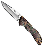 Buck 0286CMS18 Bantam BHW Folding Knife with RealTree Xtra Camo Handle