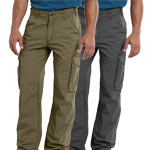 Carhartt Force Tappen Army Green Cargo Pants