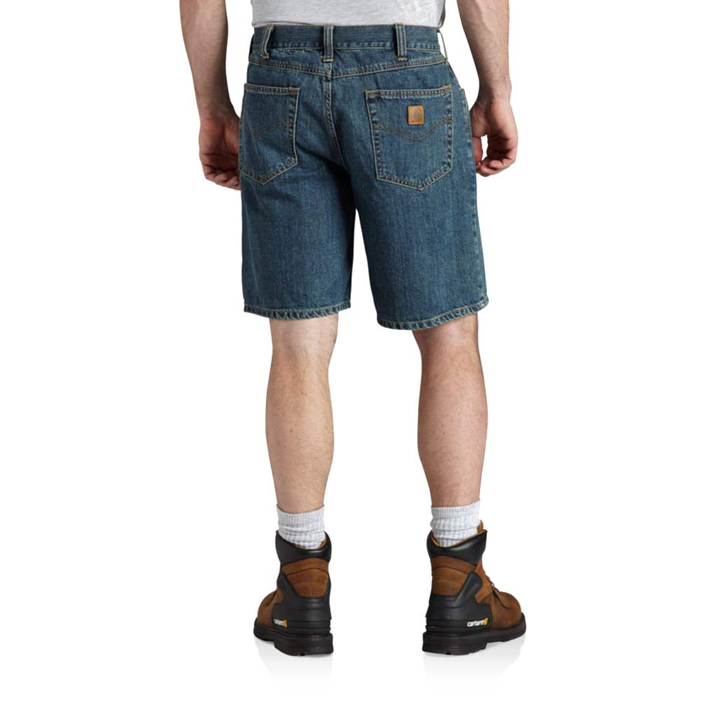 Carhartt 101166 Tipton Denim Shorts