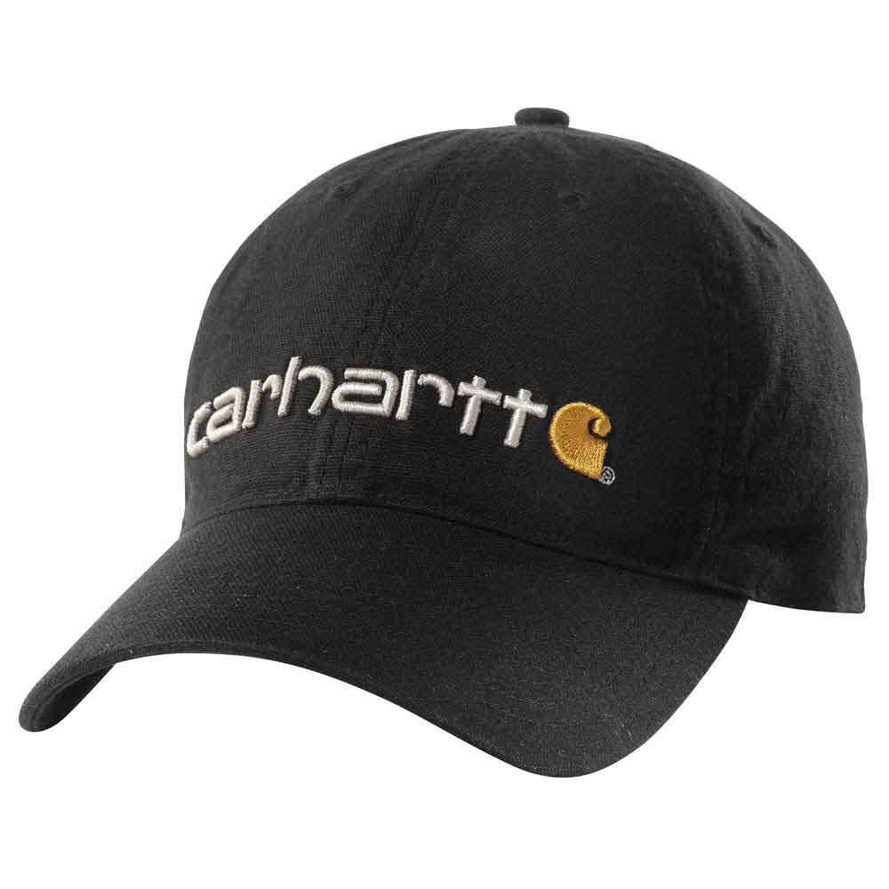 Carhartt 101474 Oakhaven Black Baseball Hat