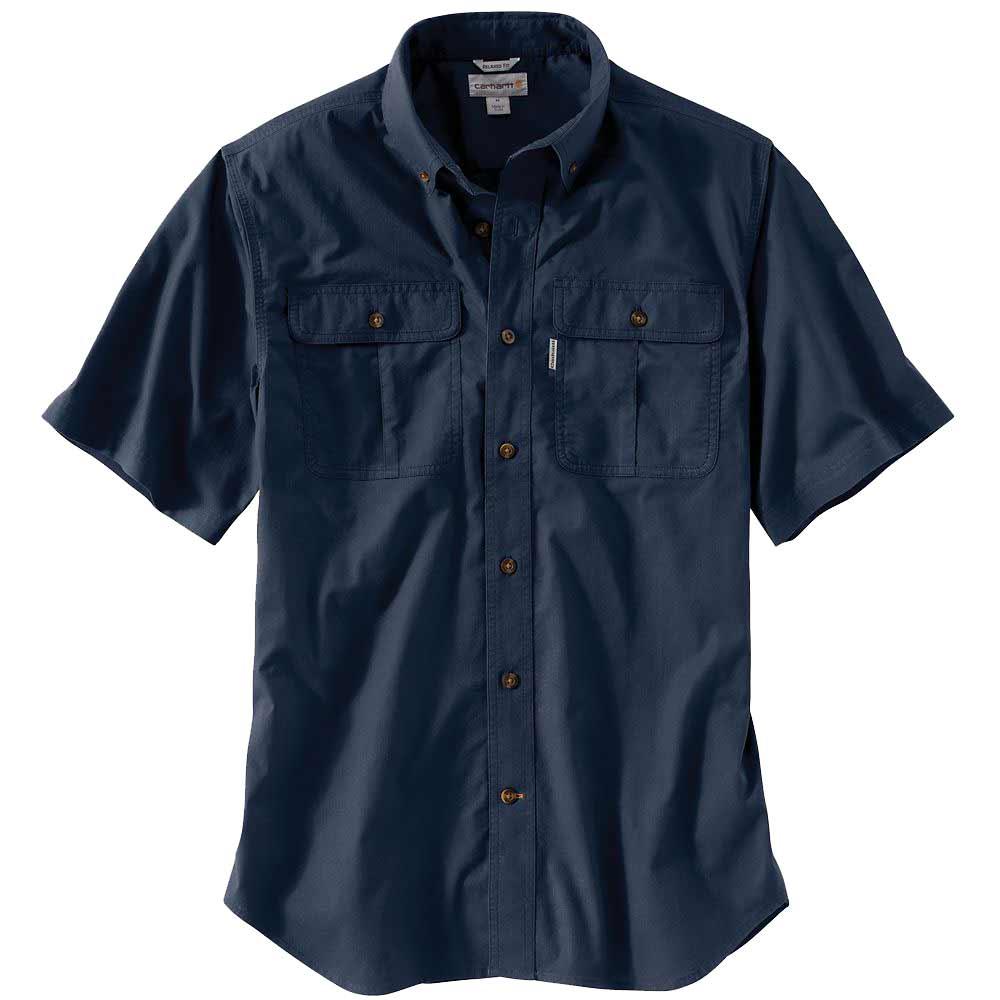 Carhartt Foreman Short Sleeve Button Down Work Shirt 101555