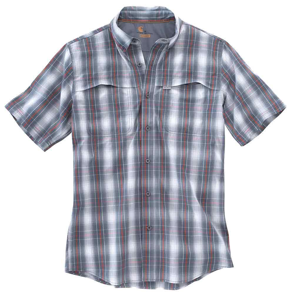 Carhartt Force Mandan Short Sleeve Button Down Shirt 101963