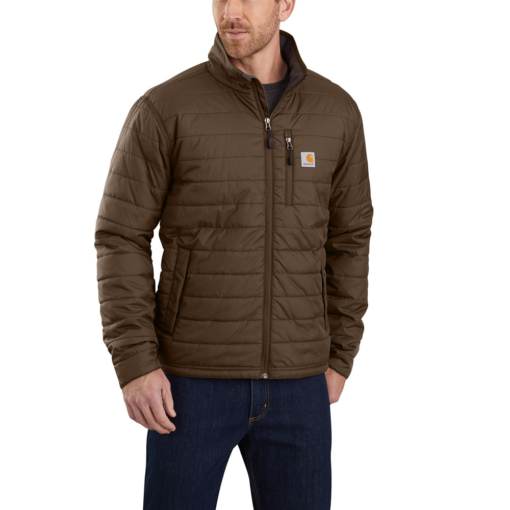 Carhartt Light Work Jacket: Carhartt Gilliam Rain Defender Lightweight Jacket
