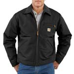 Carhartt Men's Blanket Lined Duck Detroit Jacket - J001