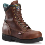 Carolina 1809: American Made Grizzly 8-inch Steel Toe Work Boot