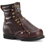 8-inch American Made Carolina Met Guard Boot