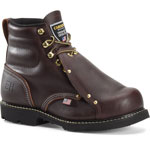 6-inch American Made Carolina Met Guard Boot