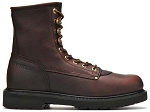 Carolina 8010: 8-inch Briar Leather Work Boot