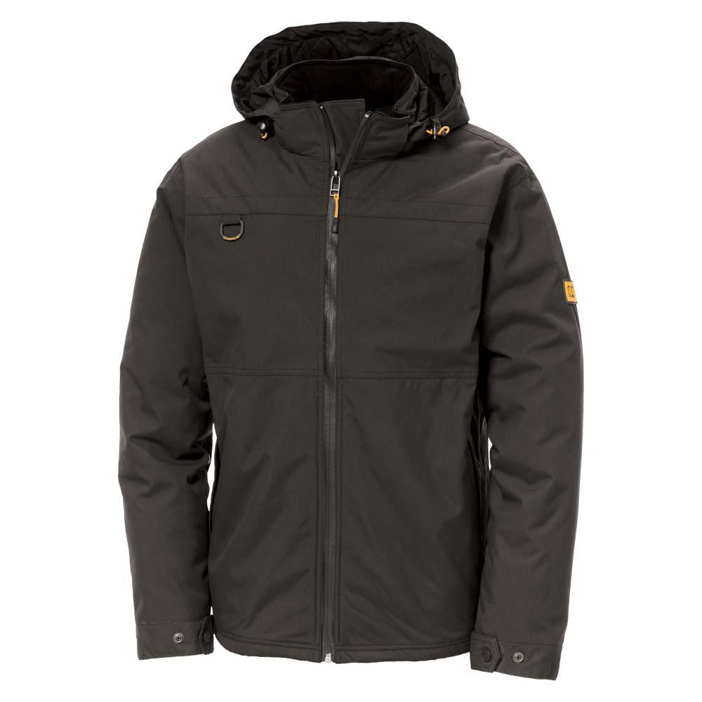 Caterpillar Chinook Waterproof Work Jacket - Black