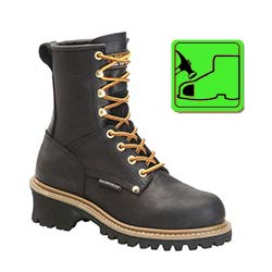 Mens Safety Toe Boots