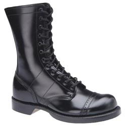 10-inch Combat Boots